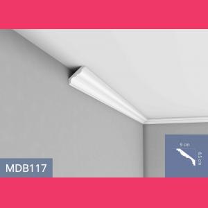 Deckenleiste - MDB117F (Flex) Mardom Decor