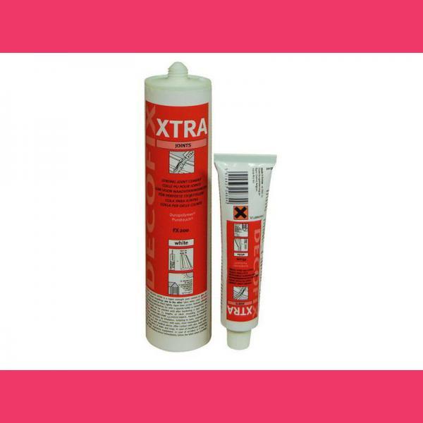 Elastischer Kleber für Stuckleisten  Orac Decor FX 210 – 80 ml