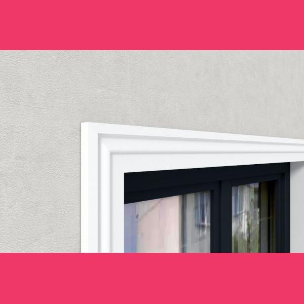 Fassadenstuckprofil LE2