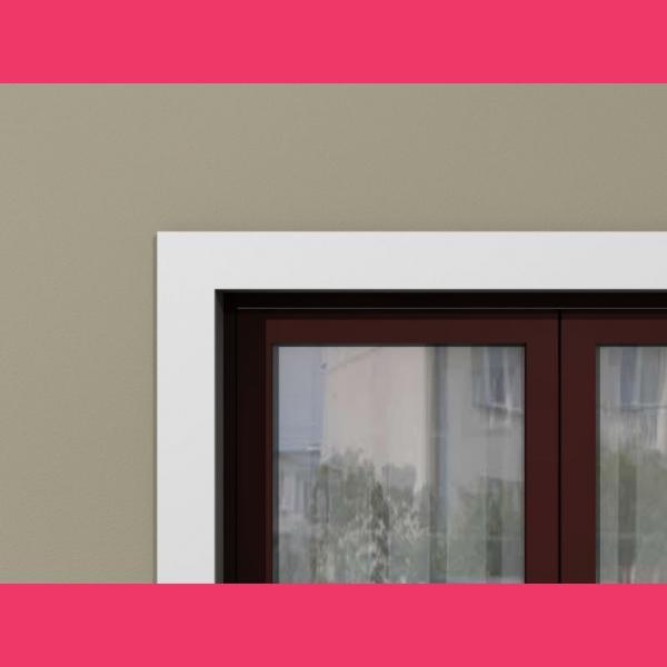 Fassadenstuckprofil LE32A