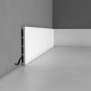 Fußbodenleiste DX168 Orac Decor