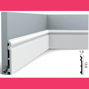 Fussleiste 13,8 x 1,5 cm SX138 Orac Decor