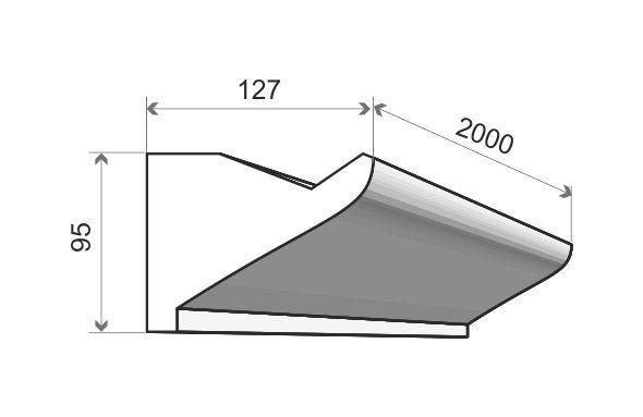 LED Stuckelement LO-6