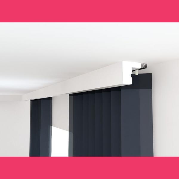 Lichtleiste für Gardinen Verkleidung LKO4