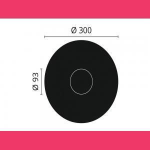 NMC Rosette R1517 ø 30 cm
