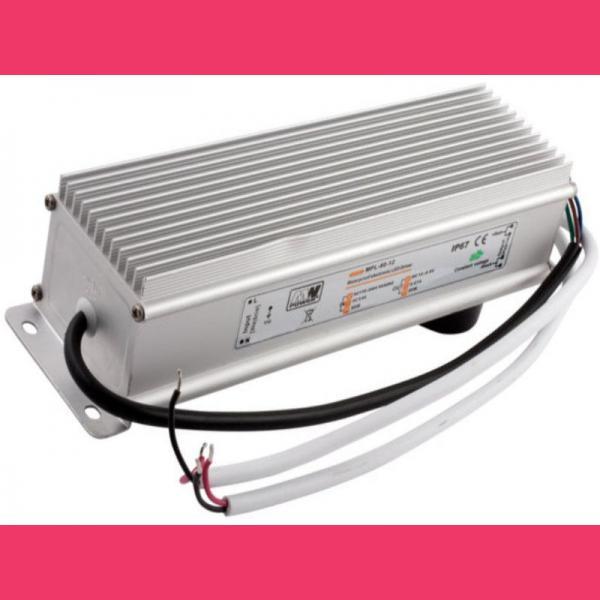 Netzteil 12 V Trafo Netzgerät Wasserdicht Gleichstrom IP67 200W