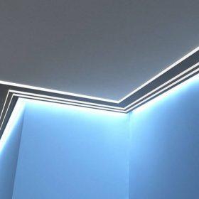 Stuckleisten indirekte beleuchtung